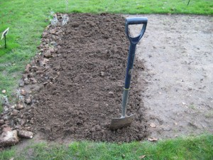 Allotment and Spade (four)